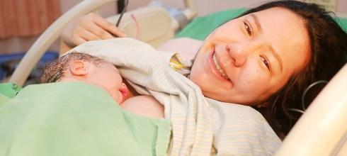 [孕婦][生產] 生孩子,成為地表最強生物的進化之路