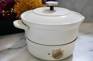 [生活] BRUNO萬用調理鍋,無廚房也能下廚的烹飪神器!