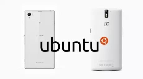 Xperia z1 oneplus one ubuntu