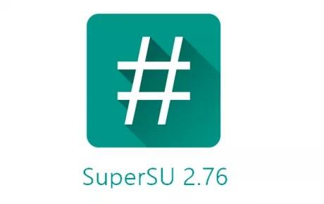 SuperSU 2.76