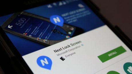 Nextlockscreen