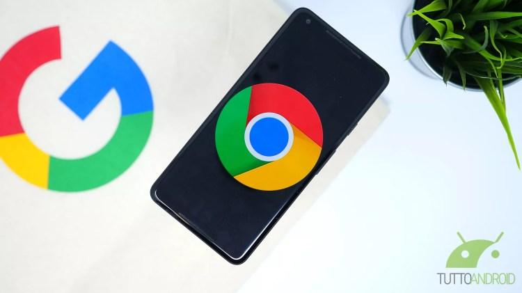 Google Chrome potrebbe introdurre una funzione per facilitare la gestione dell'attività sul web