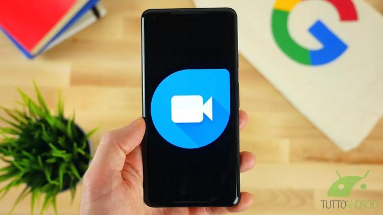 La condivisione dello schermo è in roll out per Google Duo: ecco come funziona