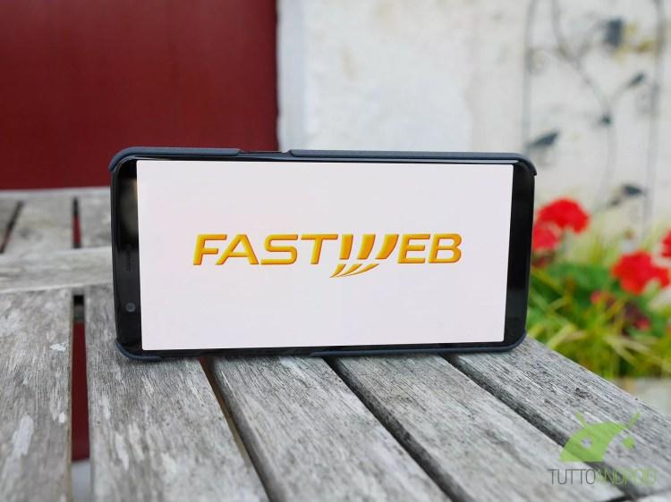 Fastweb Mobile modifica i limiti di velocità in 4G: adesso fino a 1 Gbps