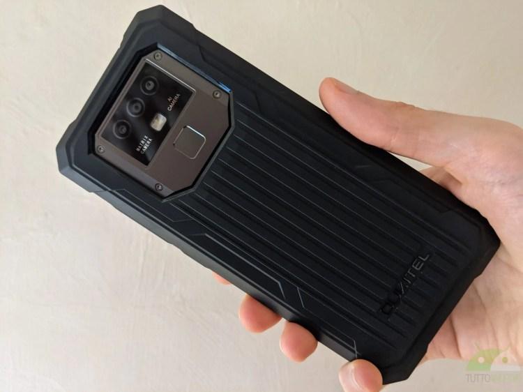 OUKITEL K15 Plus è un rugged-phone con gli attributi e un'autonomia super