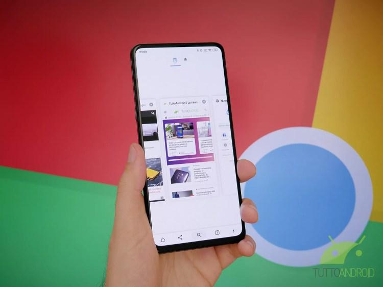 Google Chrome 91 porta su Android un comodo strumento per gli screenshot