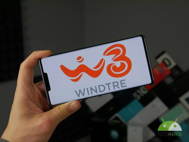 Le rimodulazioni di WINDTRE coinvolgeranno altri clienti dal 26 agosto