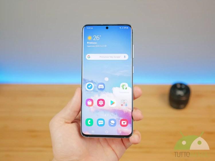 Samsung Galaxy S20, Note 20 e altri diventano Android Enterprise Recommended