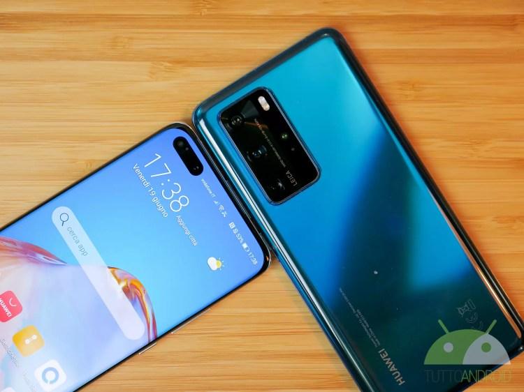 Il ban USA continua a colpire duramente il market share di Huawei