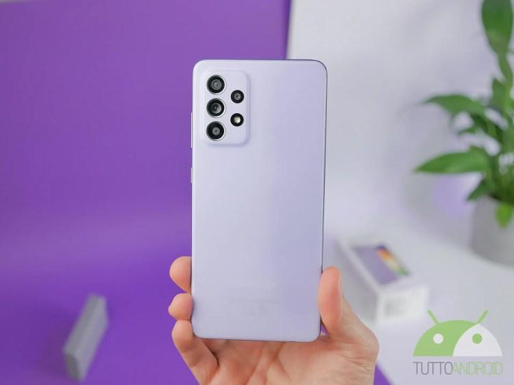 Samsung Galaxy A52 5G, Xiaomi Mi 11 Pro 5G e altri ricevono nuovi aggiornamenti