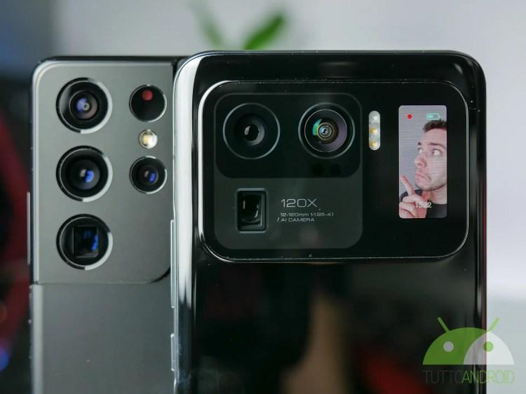 Trapelano le specifiche chiave della fotocamera di Xiaomi 12 e 12 Ultra