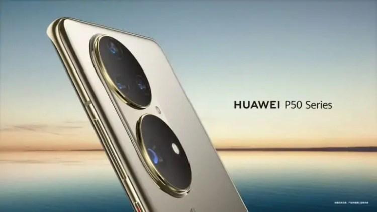 Trapelano nuovi leak sulla risoluzione del display di Huawei P50 Pro