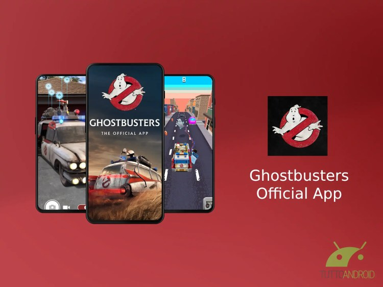 L'app ufficiale di Ghostbusters: Afterlife approda nel Play Store