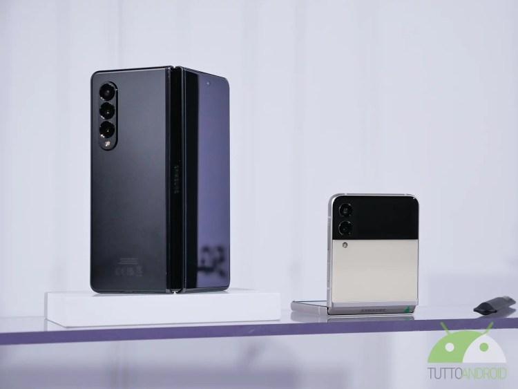 Il weekend Samsung porta sconti per i nuovi pieghevoli e il coupon SUMMERFLASH