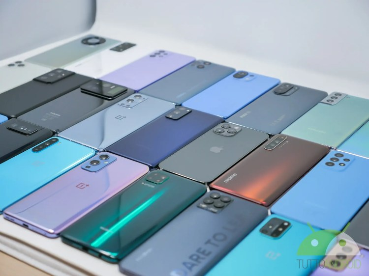 Nuovi aggiornamenti per questi Samsung, OnePlus, Redmi e non solo