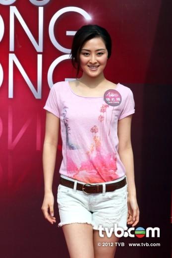 2012香港小姐競選 - 相簿 - tvb.com