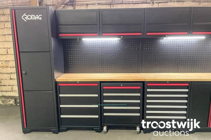workshop cabinet system kromag ultimate