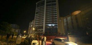 Ankara'da zemininde çatlak oluşan 18 katlı bina boşaltıldı! Sebebi ne?