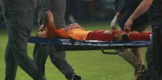 Florin Andone Galatasaray'a veda etti