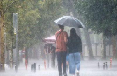 Meteoroloji, 3 ile turuncu kodla kuvvetli sağanak uyarısı yaptı