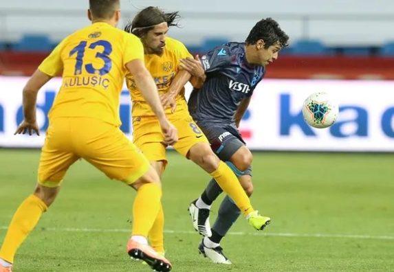 Trabzonspor Ankaragucu Super Lig maci ozet ve golleri