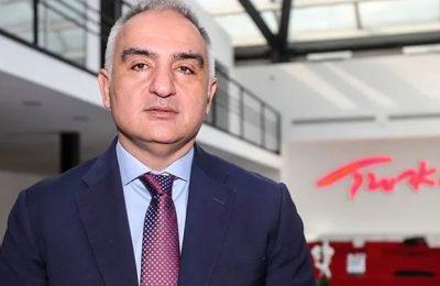 Turizm Bakanı Ersoy'dan koronavirüste ikinci dalga uyarısı: Ekovirüs şeklinde geliyor