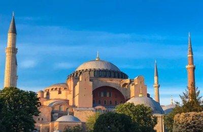 Türkiye'den ABD'ye Ayasofya yanıtı! Dini özgürlükler raporu tepki çekmişti
