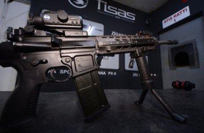 Zigana piyade tüfeğinde seri üretime geçiliyor