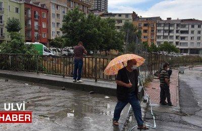 İstanbul'da yarın sağanak bekleniyor