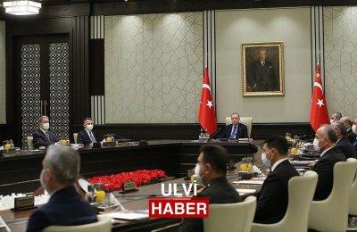 'Türk milleti kardeş Azerbaycan'ın haklı davasında alacağı her türlü karara sahip çıkacak'