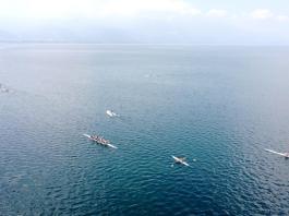 Sakarya Kürek-Kano Tesisi su sporlarının merkezi konumunda