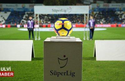 Süper Lig'de 32. hafta programında değişiklik yapıldı