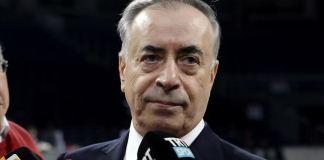 Galatasaray Kulübü Başkanı Cengiz: 60 milyon avro olan harcamamızı 40 milyon avro mertebelerine çekeceğiz