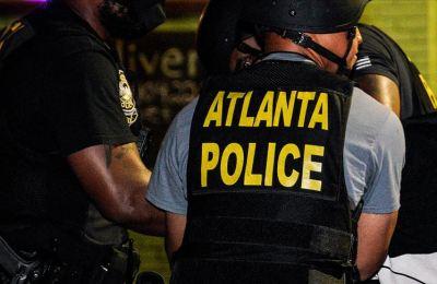 Atlanta polisinin bir siyahiyi daha öldürdüğü görüntüler ortaya çıktı