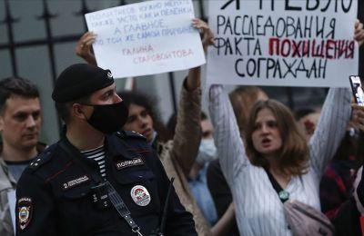 Batı ile Rusya'nın arasında kalan 'Belarus'