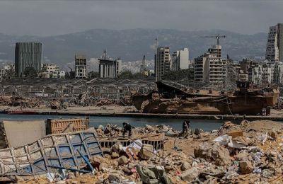 Lübnan'da patlamayla ilgili Cumhurbaşkanı ve Başbakan hakkında suç durusu