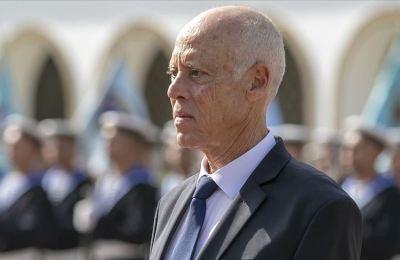 Tunus Cumhurbaşkanı Said'in İsrail-BAE anlaşması sonrası sessiz kalması tartışılıyor
