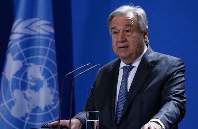 BM Genel Sekreterinden 'Mali Cumhurbaşkanı Keita derhal serbest bırakılsın' çağrısı