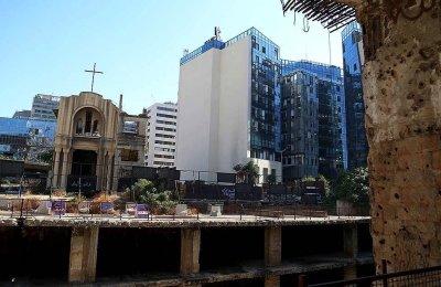 İç savaşın izlerini silemeyen Beyrut yeni faciayla büyük yara aldı