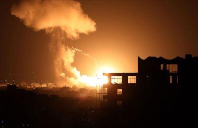 İsrail'in Gazze'ye yönelik saldırıları devam ediyor