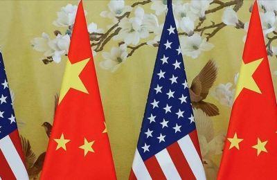 Kapatılan Houston'daki Çin Başkonsolosluğu personeli ülkelerine döndü