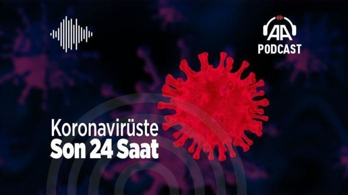 Podcast - Koronavirüste son 24 saat (09 Eylül 2020)