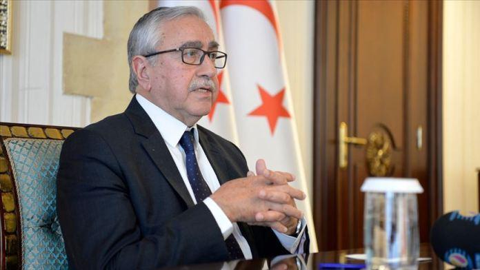 KKTC Cumhurbaşkanı Akıncı'dan Azerbaycan'a dayanışma mesajı