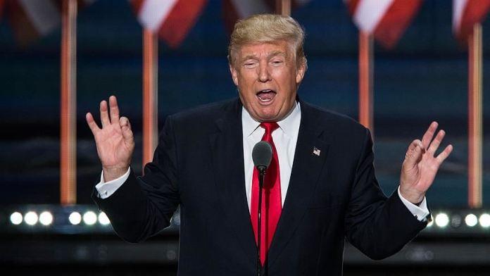 Trump'tan 10 yıldır vergi ödemediği iddialarına yalanlama