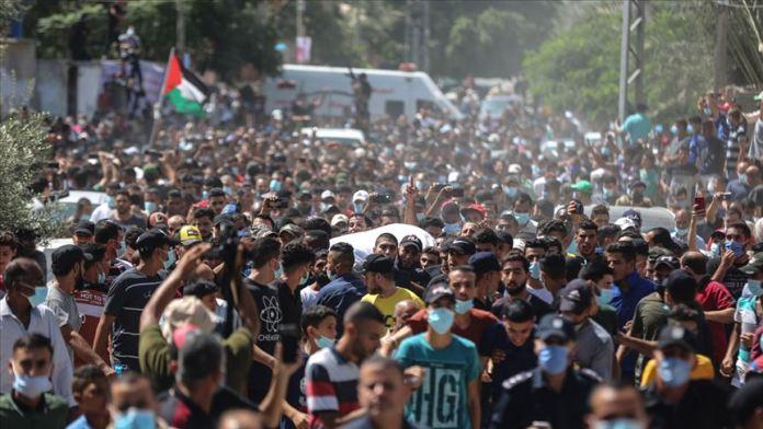 Filistinli güçler, Mısır ordusunun balıkçıları öldürmesiyle ilgili soruşturma istedi