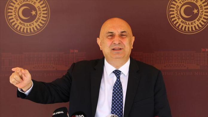CHP Grup Başkanvekili Özkoç: CHP olarak kalbimiz, dualarımız ve desteğimiz Azeri kardeşlerimizle beraber