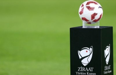 Ziraat Türkiye Kupası'nda 1 ve 2. eleme turu eşleşmeleri belli oldu