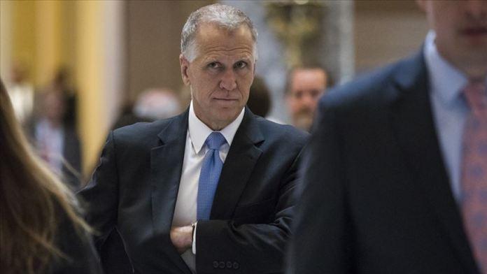 ABD'de Cumhuriyetçi Senatör Tillis Kovid-19'a yakalandı