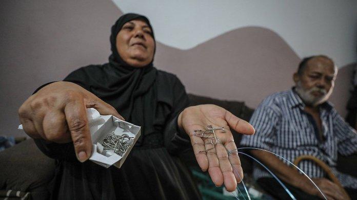 1601983176 648 gazzeli anne misir askerleri tarafindan oldurulen cocuklarinin acisini yasiyor