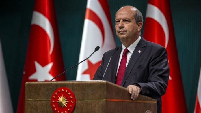 KKTC Başbakanı Tatar: Maraş sahilinden istifade etmeye hep birlikte başlayacağız